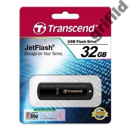 🔥✅ USB Flash 32GB флешка Transcend 350 Flash drive,