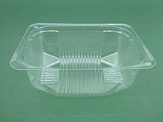 Одноразовый контейнер для пищевых продуктов ПС-180 (250мл) уп/50 шт