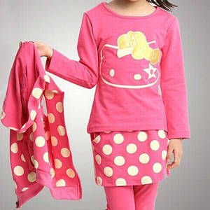 костюмы для девочек