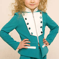Пиджаки и болеро для девочек