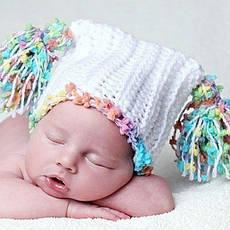 Головные уборы для новорожденных