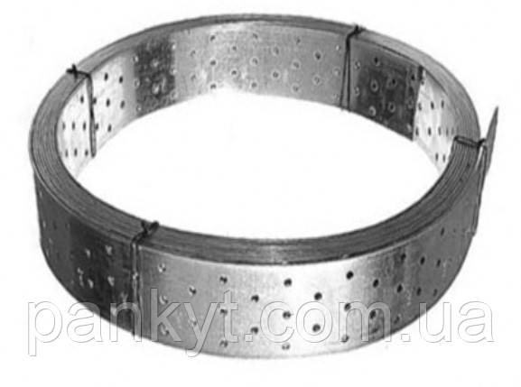 Перфорированная  монтажная лента усиленная 40мм (2,0мм)