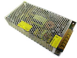 Стандартные блоки питания в перфорированном корпусе 12V