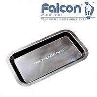 Лоток стоматологический прямоугольный Falcon (DZ. 420.030)