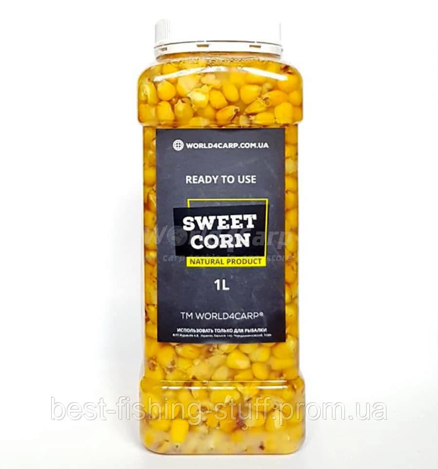 Кукуруза для рыбалки готовая Sweet Corn