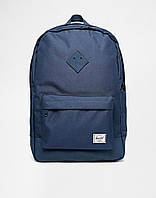 Рюкзак Herschel Supply - Heritage Navy/Tan/Leather Classic 21L
