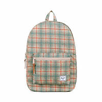 Рюкзак Herschel Supply - Settlement Plaid/Gray/Khaki Classic 21L