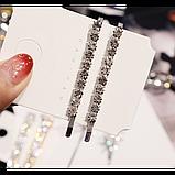 """Невидимки для волос """"Звездные кристаллы"""", 6 видов, фото 10"""