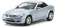 Автомодель  металлическая 1:32 Mercedes-Benz SLK-Class KT5095W Kinsmart