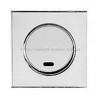 Внутренний выключатель с подсветкой RIGHT HAUSEN LAURA  белый, золотой, черный, фото 1