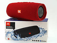 JBL Charge 4+ 20W AAA TOP реплика, портативная колонка с Bluetooth FM MP3, красная