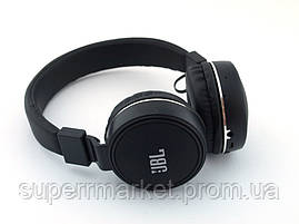 JBL JB60 KD Wireless Headset metal super Bass копия, Bluetooth наушники с FM MP3, черные, фото 3