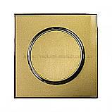 Внутренний выключатель  RIGHT HAUSEN LAURA белый, золотой, черный, фото 3