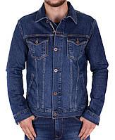 Куртка мужская Джинсовая DALLAS JEANS Размер: XL (RU 50-52)