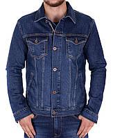 Куртка мужская Джинсовая DALLAS JEANS Размер: XXL (RU 52-54)