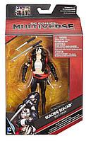 Фигурка героини Катана Отряд самоубийц - Katana, Suicide Squad, DC Comics, Mattel - 143281 (SKU777)