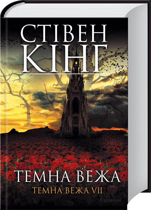 Кінг С. Темна вежа. Темна вежа VII