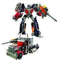 Трансфомер Оптимус Прайм с пушкой-топором- Optimus Prime, TF3, Voyager, MechTech, Hasbro - 143344