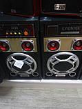 Акустична система Ailiang 198E , потужна система, блютуз, караоке, FM, фото 2
