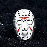 Уникальный мужской перстень с шлемом Джейсона, фото 3