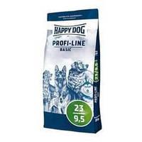 Корм HAPPY DOG  (Хеппи Дог) Profi Line Basic 23/9,5 20 кг