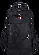 """Рюкзак SwissGear 8810 39 л, 17"""" + USB + дождевик black Черный, фото 2"""