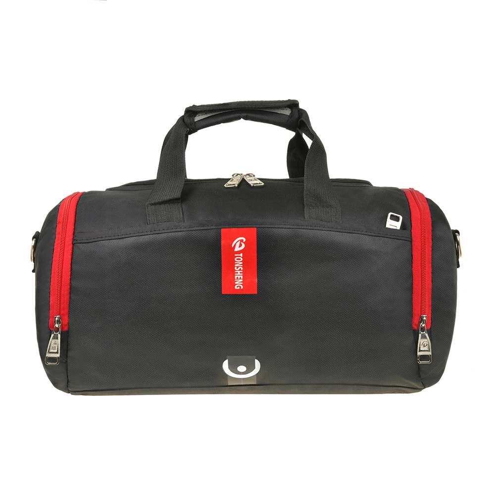 Дорожно-спортивная сумка 40х24х20 TONSHENG нейлон з ПВХ кс99219ч кр