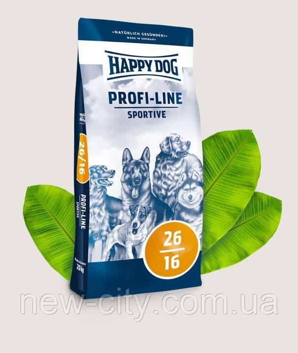 Корм Happy dog (Хэппи Дог) Profi-Line Sportive 26/16