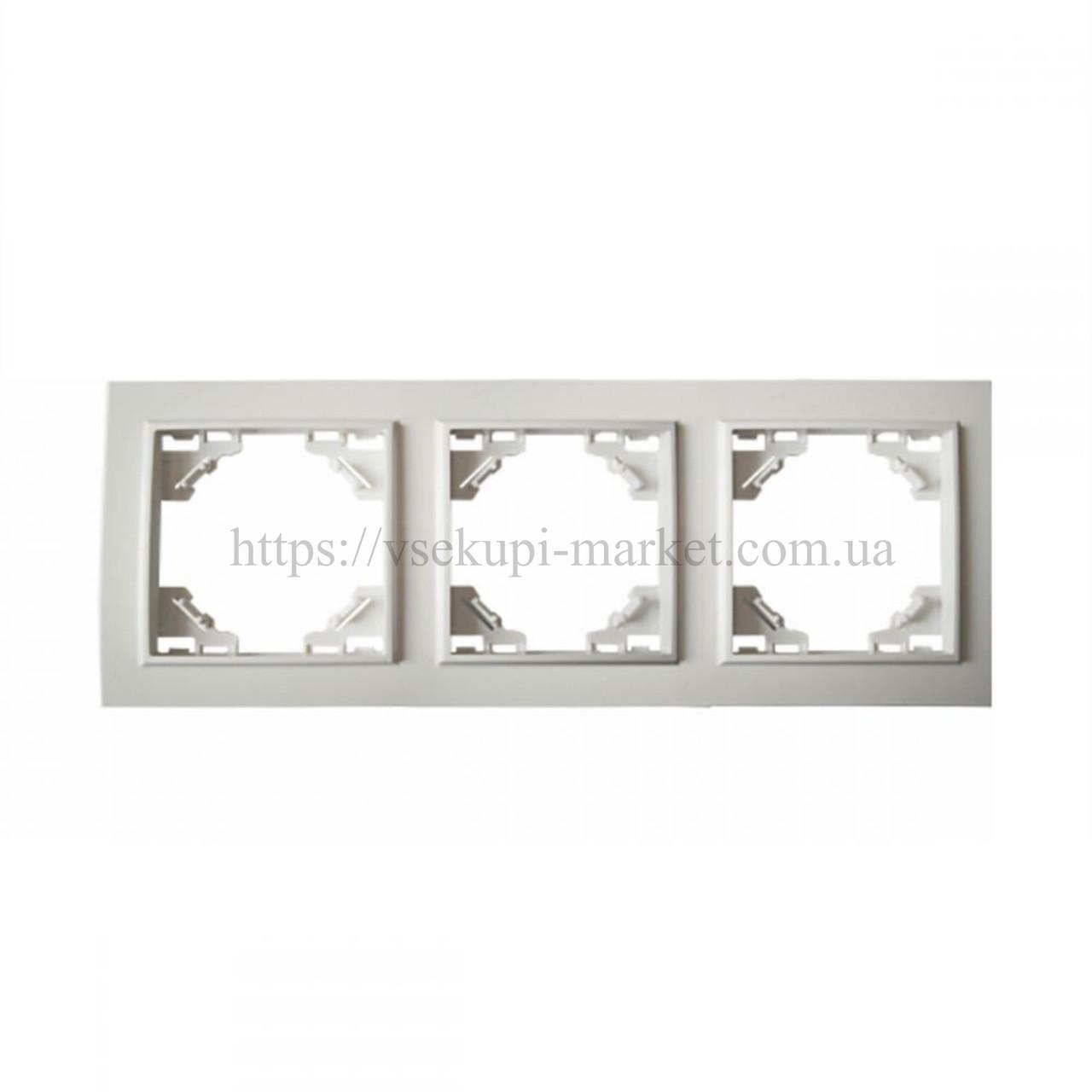 Тройная рамка Right Hausen HN-016151