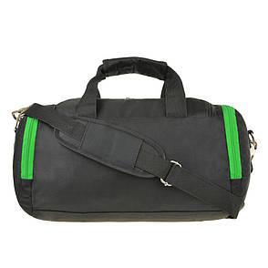 Дорожно-спортивная сумка нейлон з ПВХ 40х24х20 TONSHENG  кс99219ч сал, фото 2