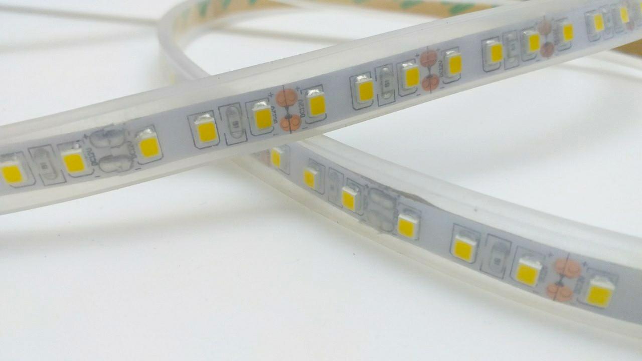 Світлодіодна стрічка 12V 2835/120 IP65 в кембрике Гарантія 1 Рік