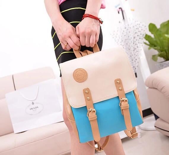 Стильный рюкзак. Женский рюкзак. Современный рюкзак. Качественный рюкзак. Код:КРСК123