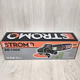 Болгарка STROMO SG -1000 (125 круг), фото 2