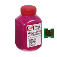 Тонер и Чип АНК 100г Magenta (Красный) 1505163