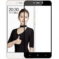 Захисне скло Walker Full Glue для Xiaomi Redmi 4A Чорний