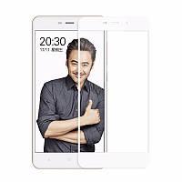 Захисне скло Walker Full Glue для Xiaomi Redmi 4A Білий