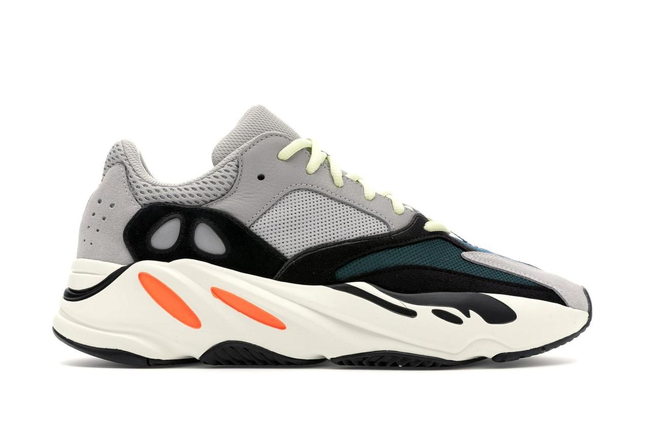 d0b94dc2 Adidas Yeezy Boost 700 Wave Runner OG Solid Grey Orange Мужские — в ...