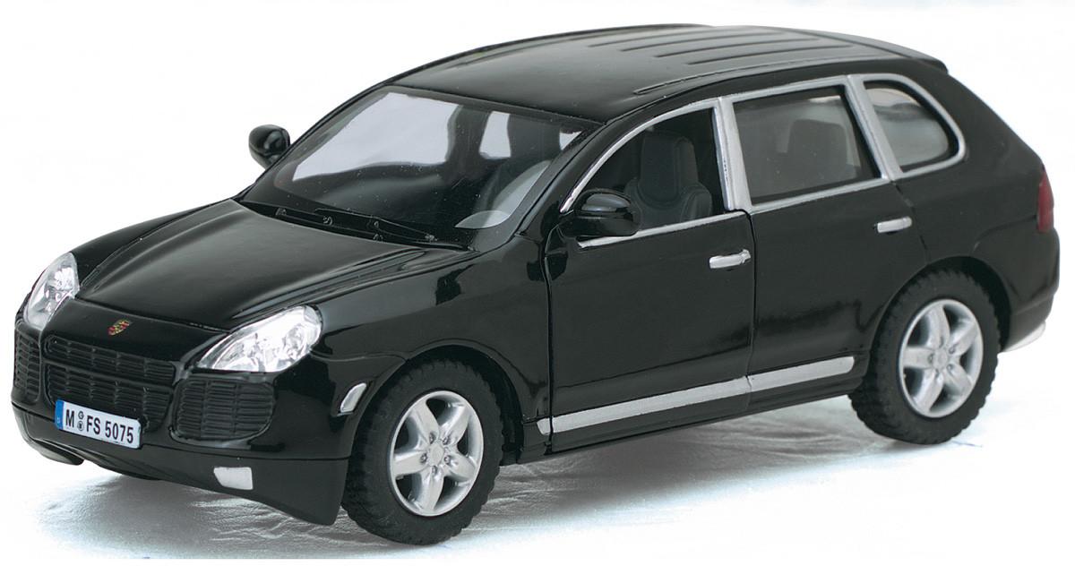 Автомодель Металева 1:38 Porche Cayenne Turbo KT5075W Kinsmart