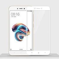 Захисне скло Walker Full Glue для Xiaomi Redmi 5A / Redmi Go Білий