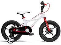 Дитячий велосипед на магнієвої рамі Royal baby Space Shuttle діаметр коліс 18