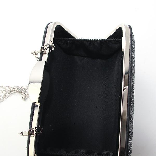 f456d9d3e37e Клатч-бокс женский на цепочке серый блестки 18134- купить по лучшей ...
