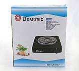 Электроплита Domotec MS 5531 (широкая спираль) (Продажа только ящиком!!!) (12), фото 2