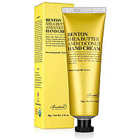Крем для рук с маслом Ши и кокосом Benton Shea Butter and Coconut Hand Cream, 50мл