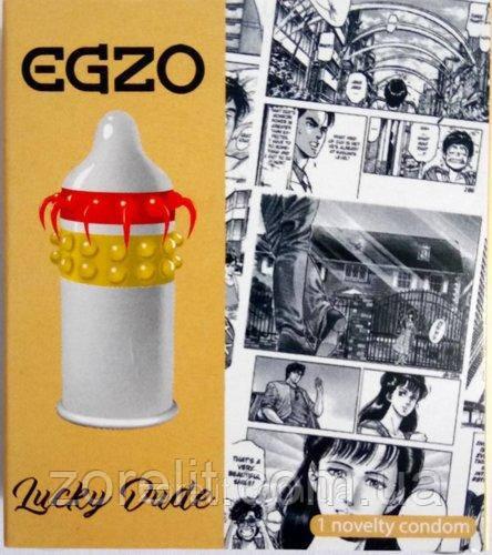 Презервативы EGZO Lucky Dude