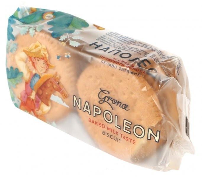 Печиво Наполеон Napoleon Grona Грона 290 г х 16 шт в ящику