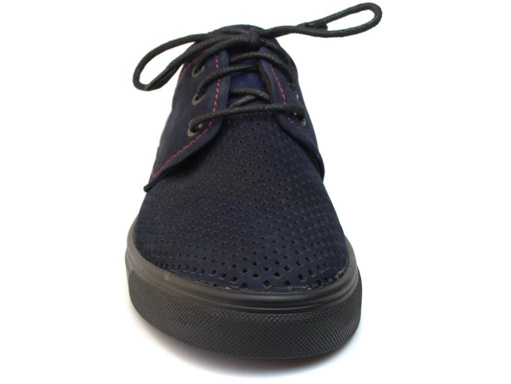 b3bb283f Слипоны кросовки в сеточку мужская обувь большой размер Rosso Avangard  Slip-On Blu-Red NUB Perf BS синие , цена 1 588 грн./пара, купить в  Запорожье ...