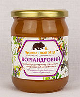 Мёд Кориандровый. Монофлорный Мёд из Кориандра, фото 1