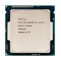 Процессор Intel Xeon E3-1225, 3.10GHz/8M/5GT/s (SR1KX) s1155, tray