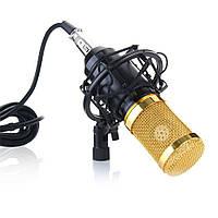 Конденсаторный Микрофон студийный M-800 PRO-MIC