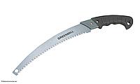 Пила ножівка професійна вигнута Greenmill 33см UP6631